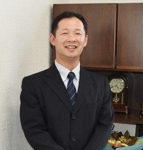 代表取締役社長 吉田拡喜